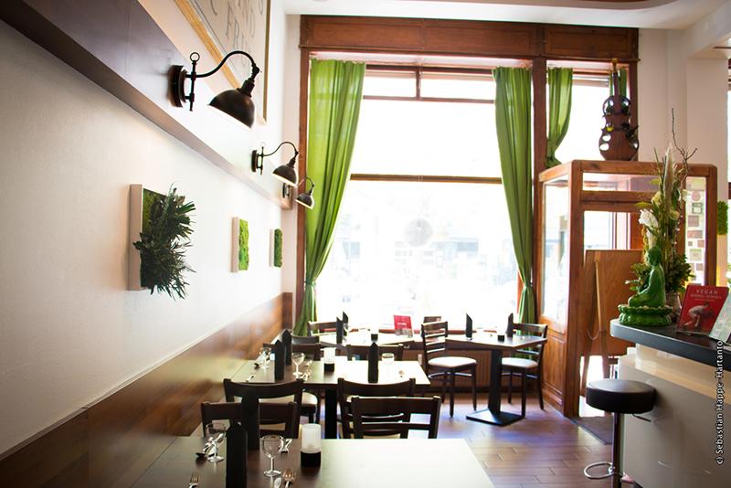 ミシュランも認めた、ベルリンのヴィーガンレストラン