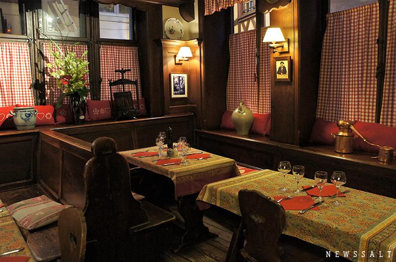 フランスとドイツのいいとこどり? ストラスブールのアルザス料理~ドイツ街めぐり・食めぐり(番外編)