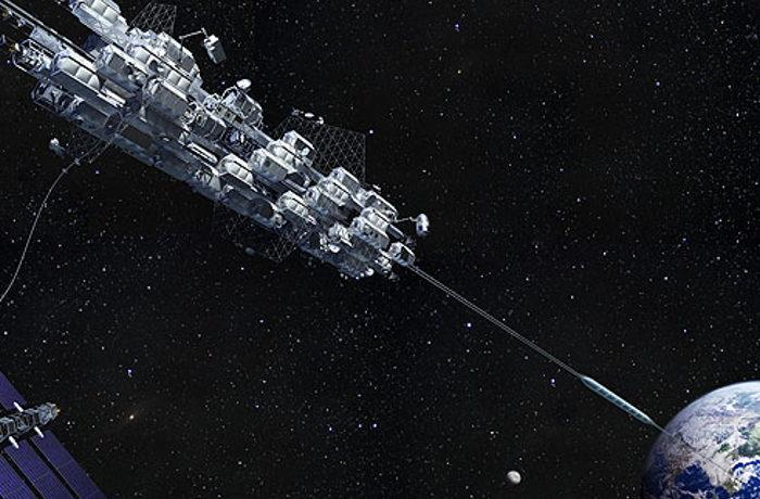 宇宙エレベーター建設のカギ 「カーボンナノチューブ」の強度検証