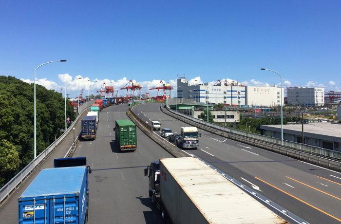 路線バスの空き資源活用 共同輸送でCO2・運転時間を5割削減