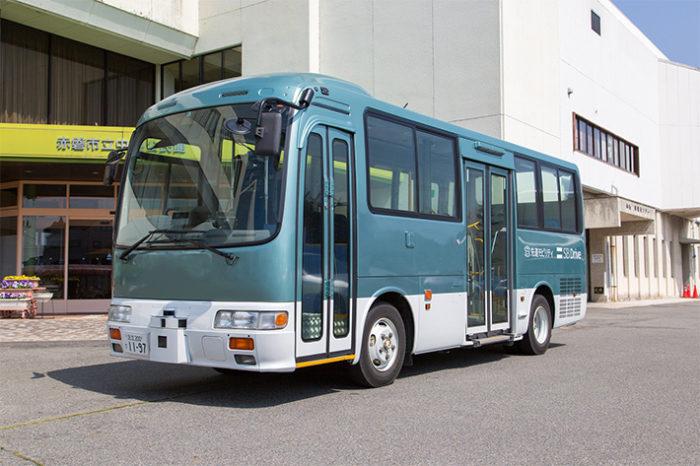 岡山の格安バス会社 自動運転バス導入に向けた実証実験へ