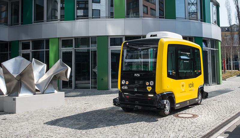 ベルリンで自動運転のオンデマンド・サービス開始