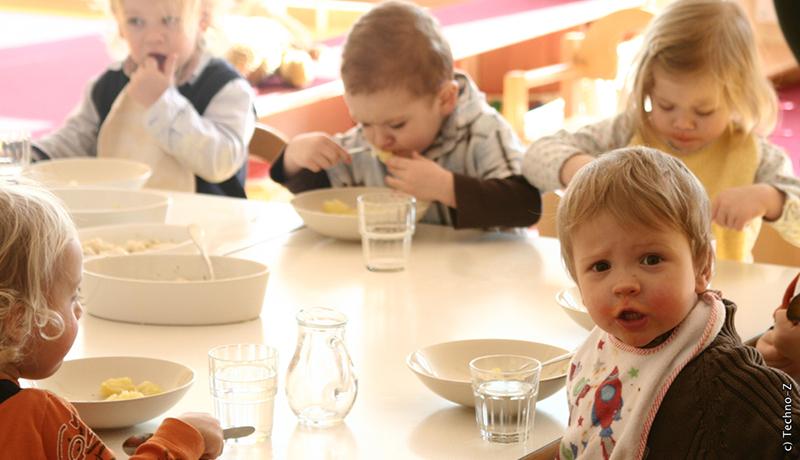 ドイツ・ミュンヘン市、低中所得者層に保育園を無料化