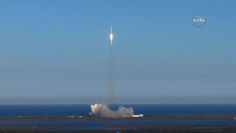 太陽系外惑星探査衛星「TESS」の打ち上げに成功 NASA
