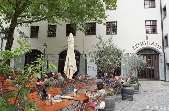 白アスパラガスとドイツの初夏の楽しみ方(アウグスブルク)~ドイツ街めぐり・食めぐり(3)