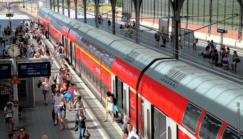 18歳の若者に4カ国鉄道の旅をプレゼント EUがスポンサーに