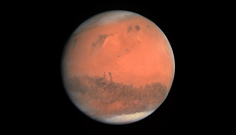 15年ぶり火星大接近 2018年夏、宵空に赤く輝く