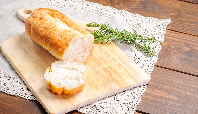 フランスパンにぴったり! 小麦の新品種「さちかおり」