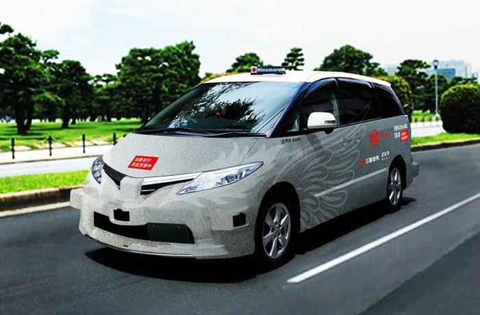 世界初、公道で自動運転タクシーの走行実証実験 東京都心部で