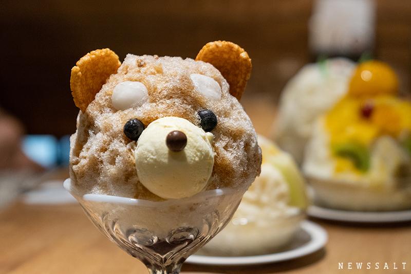 ご当地自慢を探せ!(33)お腹もココロも満たされる 鹿児島生まれの「白熊」