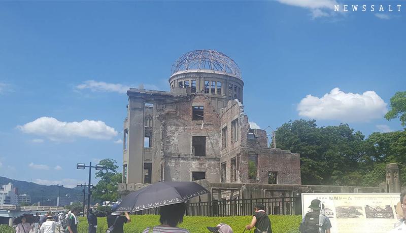 広島原爆の日 語り継いだ73年