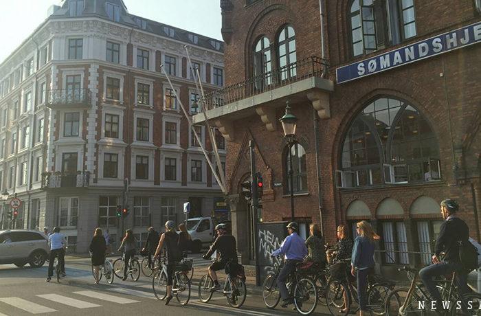 欧州の自転車インフラ投資事情 アムステルダムはミュンヘンの5倍