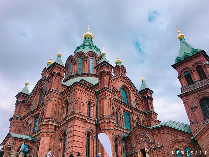 【幸せの国フィンランド紀行】ヘルシンキの三大教会をめぐる