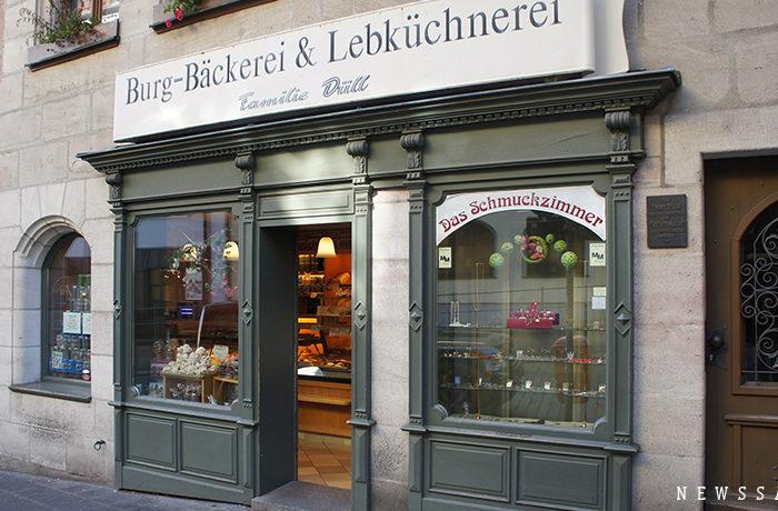 クリスマスの香りを運ぶレープクーヘン:ニュルンベルク ~ドイツ街めぐり・食めぐり(8)