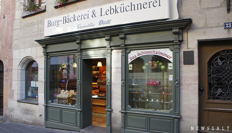 クリスマスの香りを運ぶレープクーヘン:ニュルンベルク