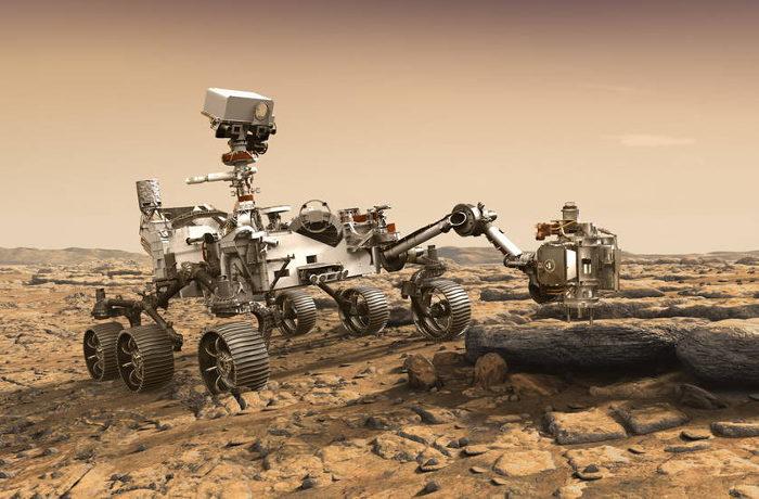 2020年の火星探査機の着陸地点めぐり、NASAがワークショップ開催