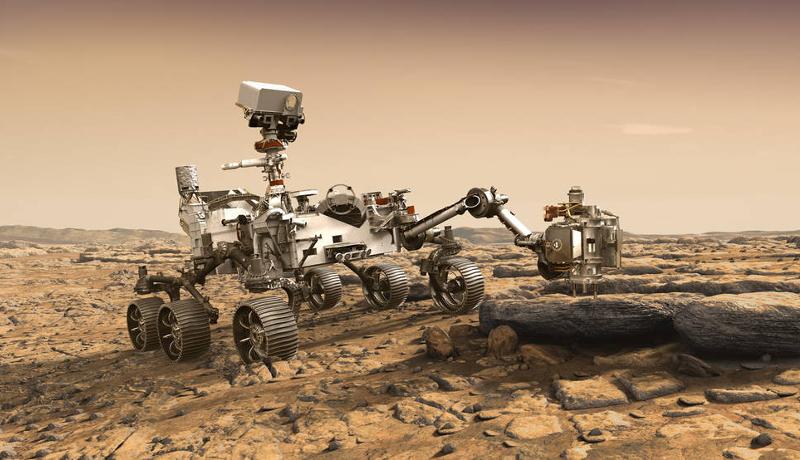 次の火星探査機の着陸地点を検討中 NASA
