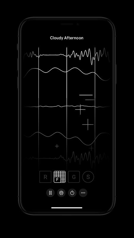 ヒーリング音アプリでストレス軽減、個人に合わせサポート