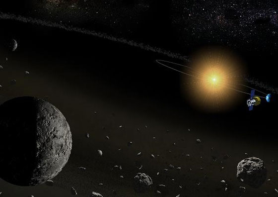 衛星あかり、小惑星に「水」観測 地球の水の起源解明にも期待