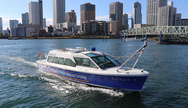 船舶自動運転化へ パイオニアと東京海洋大学が共同研究を開始