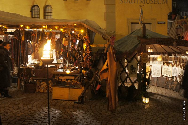 ドイツ クリスマスマーケットめぐり 2018(4) 本格派の中世風マーケット(エスリンゲン)