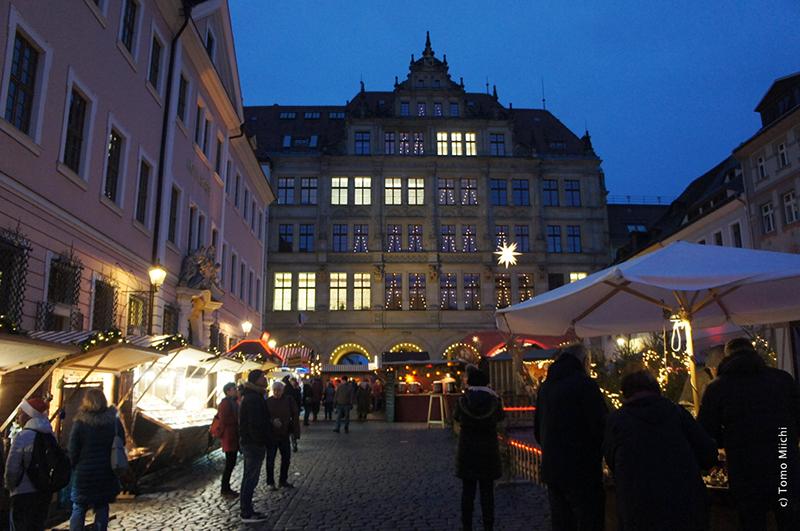 ドイツ クリスマスマーケットめぐり 2018(2) 19世紀の面影を残す街で(ゲルリッツ)