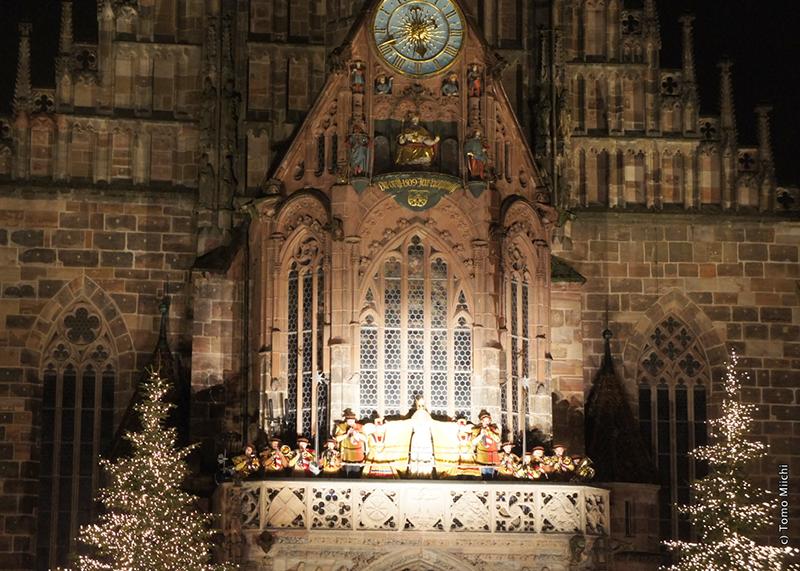 ドイツ クリスマスマーケットめぐり 2018(1) アドベントの始まりを告げる日(ニュルンベルク)