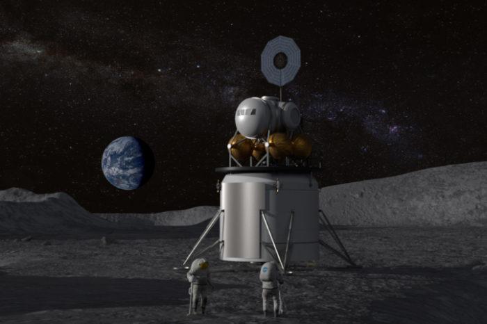 宇宙飛行士の月面派遣、再使用可能なシステム開発へ NASA