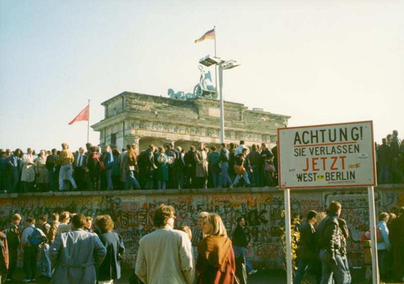 平成が始まった年 冷戦構造が崩壊した1989年