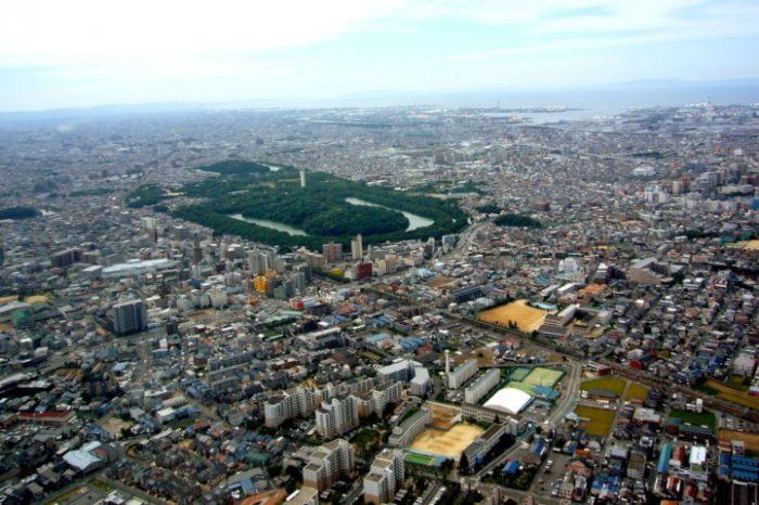 日本最大の前方後円墳「仁徳天皇陵」 世界遺産に登録へ