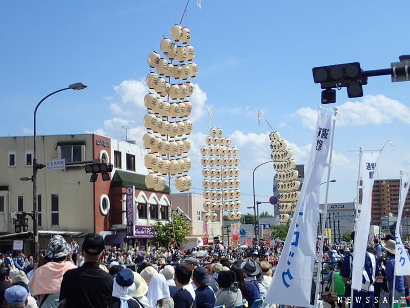 東北6大祭りが一堂に結集 福島で東北絆まつり開催