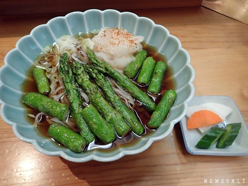 初夏の味 会津の「アスパラガス」は今が旬