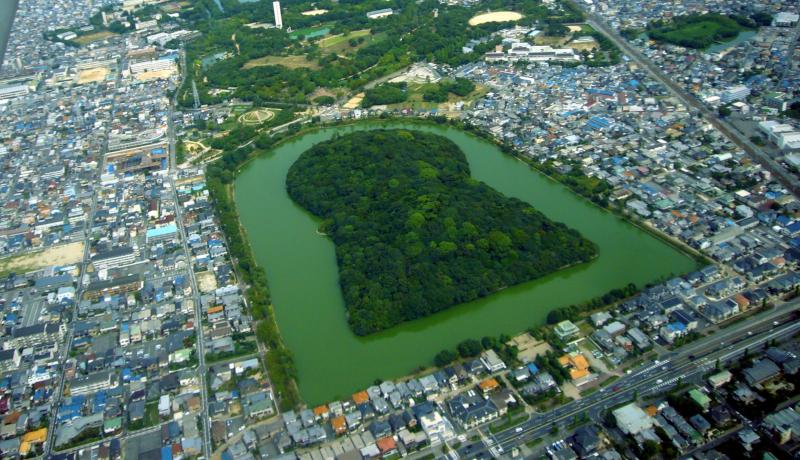 「百舌鳥・古市古墳群」が世界遺産に 日本国内で23件目