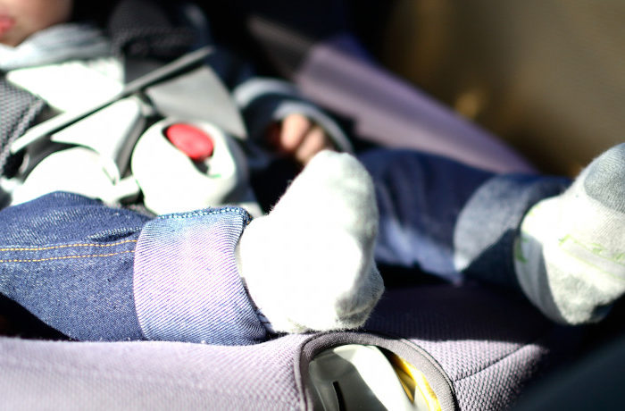 全年齢層でチャイルドシート使用率が増加 6歳未満は初の7割超え JAF