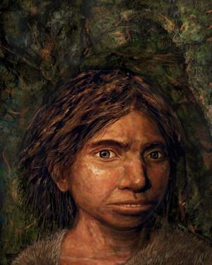 DNAから絶滅した古代人類「デニソワ人」の骨格形態を推定