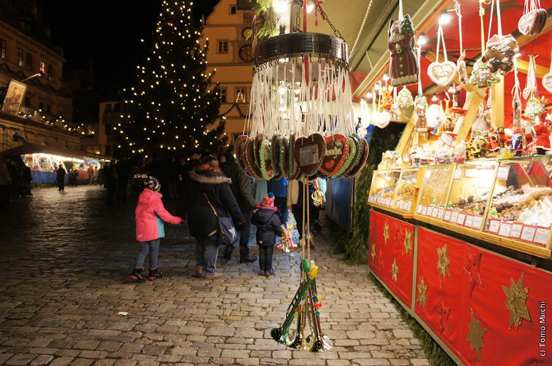 ドイツ クリスマスマーケットめぐり2019(1)王道バイエルンのおすすめ3都市