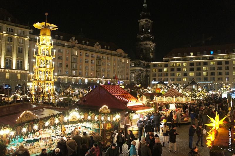 ドイツ クリスマスマーケットめぐり2019(2)クリスマスのふるさとザクセンを訪ねる