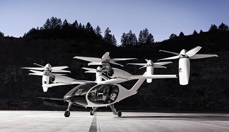 トヨタが「空飛ぶタクシー」開発に参入 米企業と協業を発表