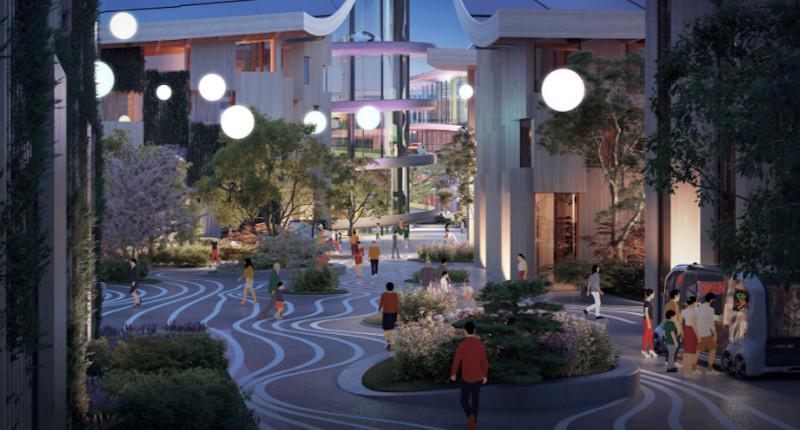 トヨタ自動車、CESにてコネクティッド・シティWoven Cityを発表 トヨタがCESでコネクティッド・シティ「Woven City」構想を発表、2021年に着工予定 トヨタがコネクティッド・シティ「Woven City」構想を発表 CES2020