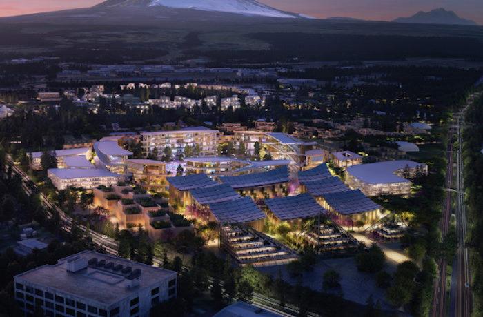 トヨタがコネクティッド・シティ「Woven City」構想を発表 CES2020