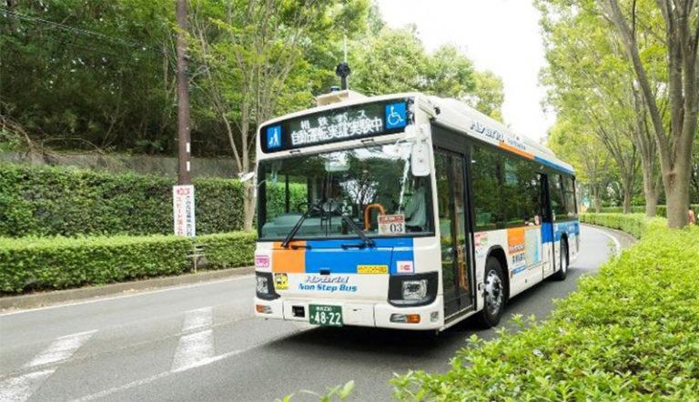 相鉄バスが営業所内に自動運転実験用コースを整備 技術検証が常時可能に