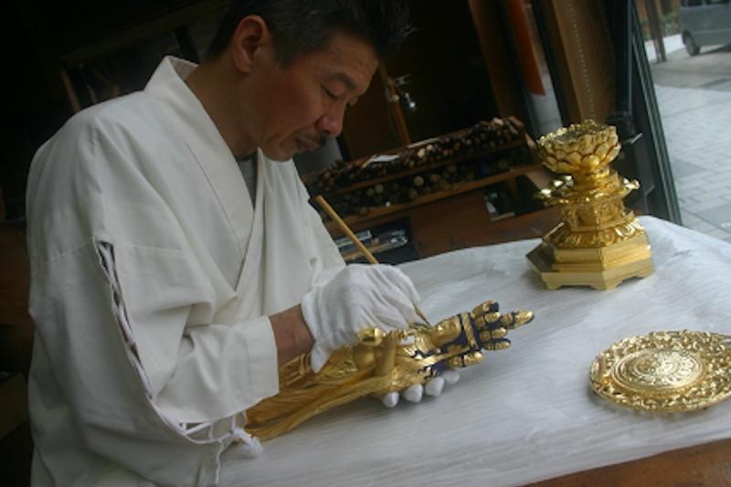 伝統文化を継承するということ(2)―木彫りの里 井波に伝わる彫刻美 後編