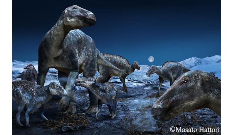 エドモントサウルスの全貌が明らかに~日本に恐竜が渡るまで~