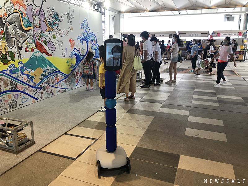 羽田空港跡地にイノベーション施設「HICity」開業 連休中にイベント開催