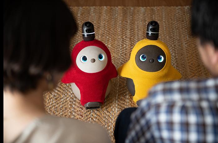 癒しロボット「LOVOT」 グッドデザイン・ベスト100受賞