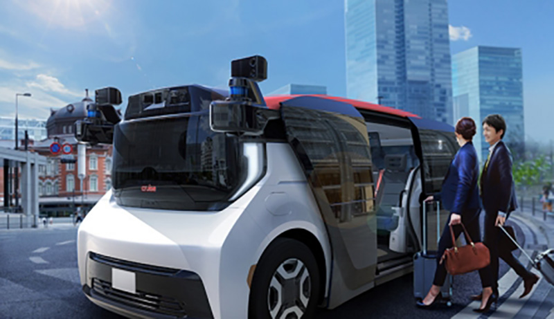 ホンダとGM、日本での自動運転モビリティサービス事業で協業