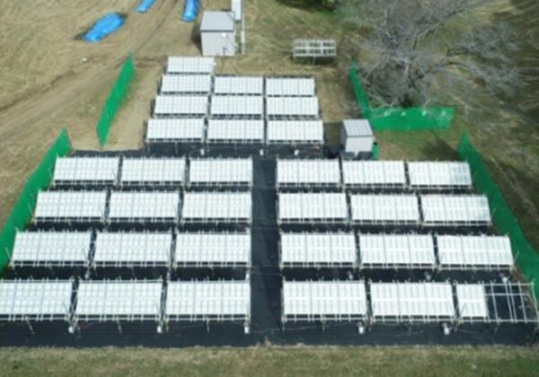 太陽光を用いた大規模なソーラー水素製造システムの構築に成功